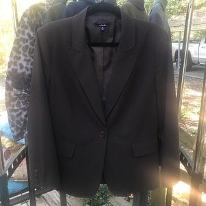 Rafaela brown blazer